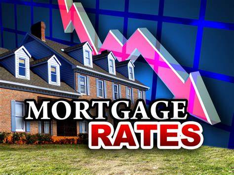 Mortgage Rates Drop Below 3%-Lowest In 50 Years