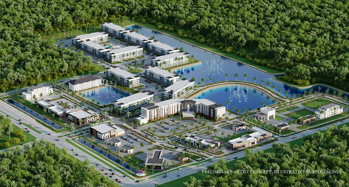 Midtown At Bonita Project To Bring Retail, Commercial And Residential Development To Areas East Of I-75
